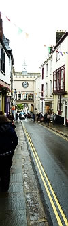 view of totnes fore street